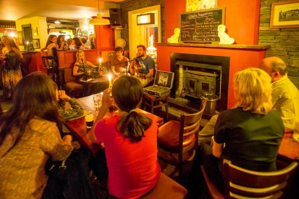 Pub Music Session - Wild Atlantic November Music Tour 2018 - Sample Music Tours
