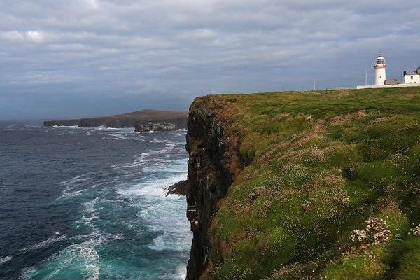 Loop Head Lighthouse - About Wild Atlantic Music Tours