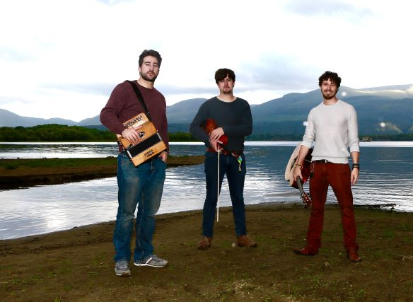 Socks in the Frying Pan Musicians on our Wild Atlantic Music Tours in Ireland