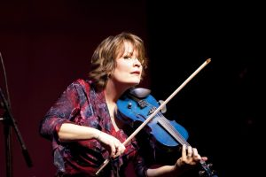 Eileen Ivers Musician - touring with Wild Atlantic Music Tours in Ireland