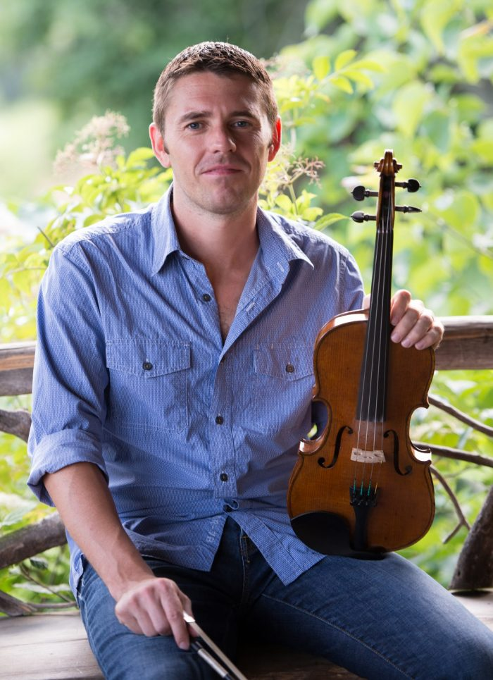 Colin Farrell Traditional Irish Musician and tour guide with Wild Atlantic Music Tours